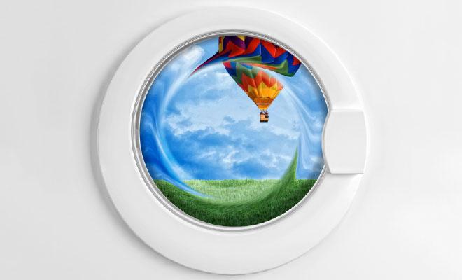 Sistema de lavado más ecológico con ozono