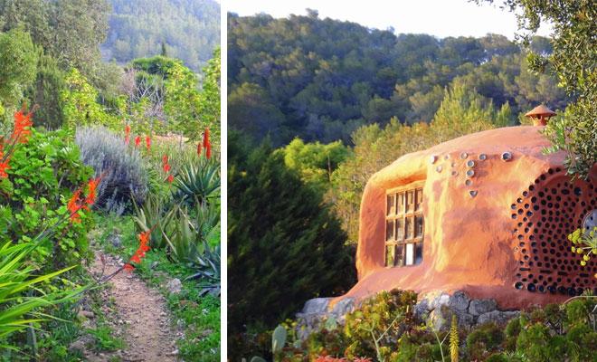 Casita Verde en Ibiza