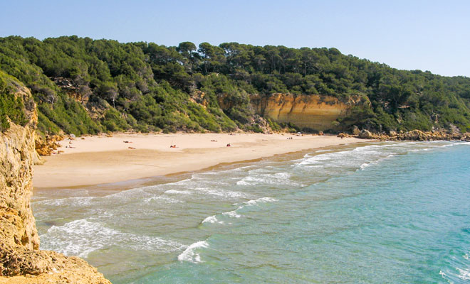Cala Fonda (Tarragona)