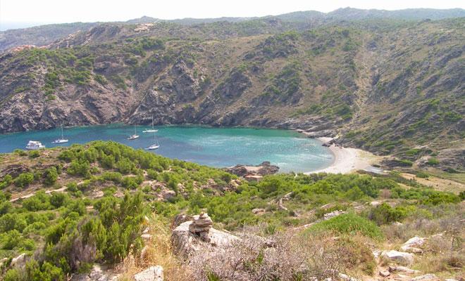 Cala Tavellera (Port de la Selva)